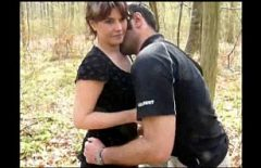 The Boy Is Having Sex With His Mother In The Forest Xxx