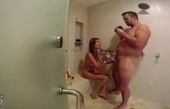 Deep Oral With A Fat Fuck Fucked In All Holes