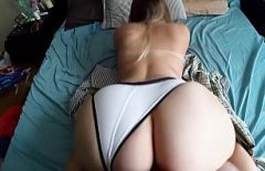 Big Tits And Big Ass Best Fuck On The Back