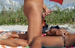 Baba Sucks Cock And Never Gets Tired Of Sex At The Beaches