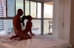 Sex With A Couple Of Amateurs Leading To The Hotel