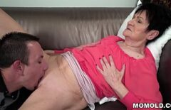 My Mother's Cheal At The Pussy Puts Me To Lick It Up To Orgasms Before I Fuck Her