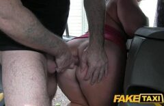He Walks The Blonde In The Taxi And Then Fucks Her In The Ass