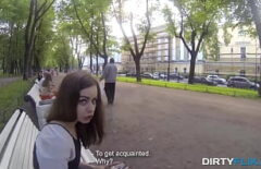 Public Sex With Nice And Good Latina Cock